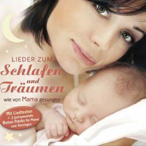 Lieder zum Schlafen und Träumen (CD)
