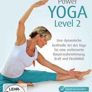 Power Yoga Level2 (DVD)