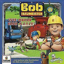 Bob der Baumeister - Wie Hund und Katze (CD)