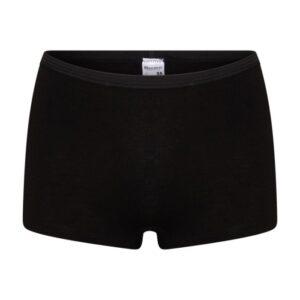 Dames Boxershort Beeren S-Zwart Comfort Feeling