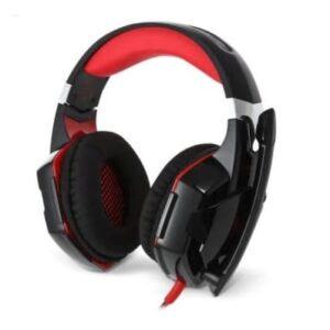 Kotion Each - Gaming Headset - Zwart/Rood