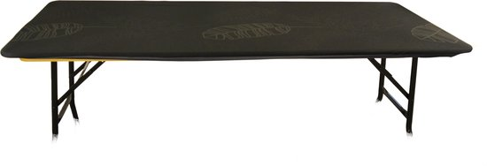 Slimline Topcover Rechthoekig Stretch 183x76cm