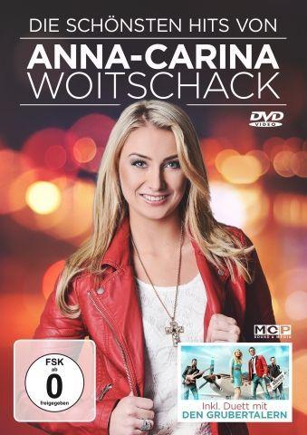 Anna-Carina Woitschack – Die schönsten Hits (DVD)