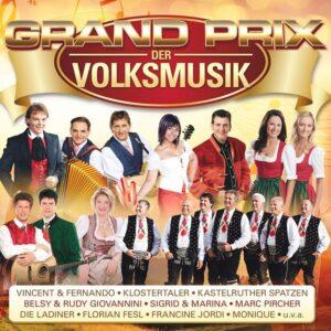 Divers - Grand Prix der Volksmusik (2CD)