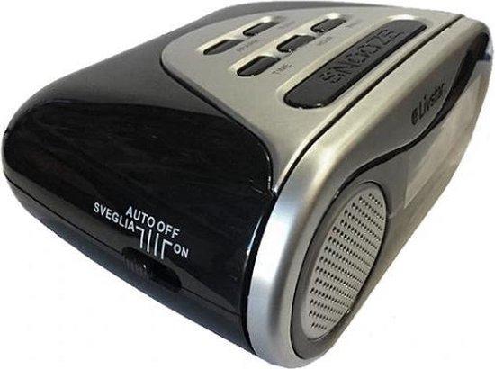 Livstar LED Wekkerradio -Snoozefunctie