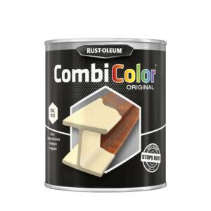 Rust-Oleum CombiColor original hoogglans lichtivoor 750ml Ral 1015