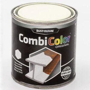 Rust-Oleum CombiColor original hamerslag Wit 750ml
