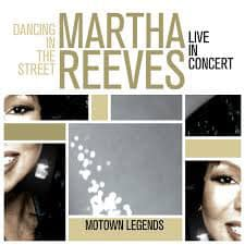 Martha Reeves - Dancing In The Street Live In Concert (CD)