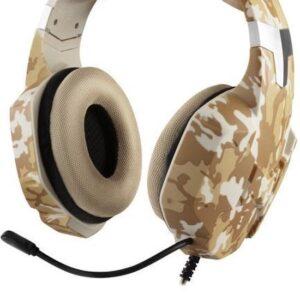 DUTCH ORIGINALS Gaming Headset Desert Camouflage