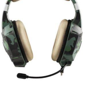 DUTCH ORIGINALS Gaming Headset Jungle Camouflage