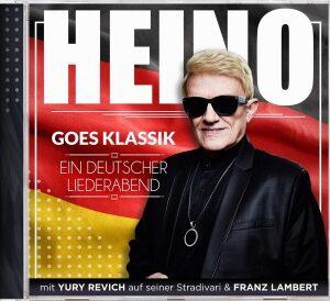 Heino goes Klassik - Ein deutscher Liederabend (CD)