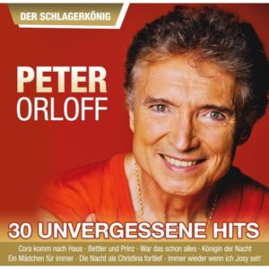 Peter Orloff – 30 Unvergessene Hits (2CD)