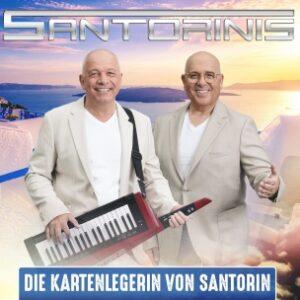 Santorinis - Die Kartenlegerin von Santorin (CD)
