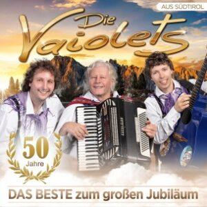 Vaiolets – Das Beste zum großen Jubiläum (CD)